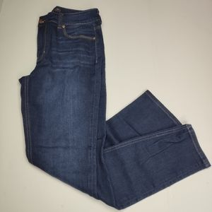 Melissa McCarthy Seven7 Girlfriend Jeans Size 10